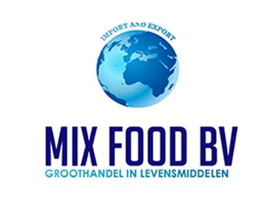 mix food